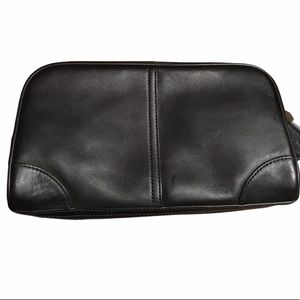 NEW COACH TOILETRY BAG